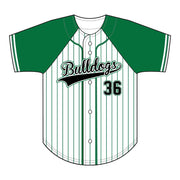 SBL 1032F - Full-Button Baseball Jersey