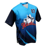 SBT 1010 - V-Neck Softball  Jersey