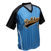 SBT 1011 - V-Neck Softball  Jersey