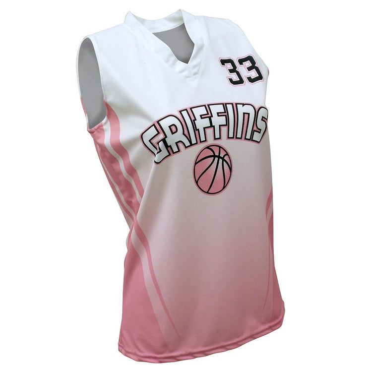 SBW 1005 - Women's Basketball Jersey