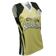 SBW 1009 - Women's Basketball Jersey
