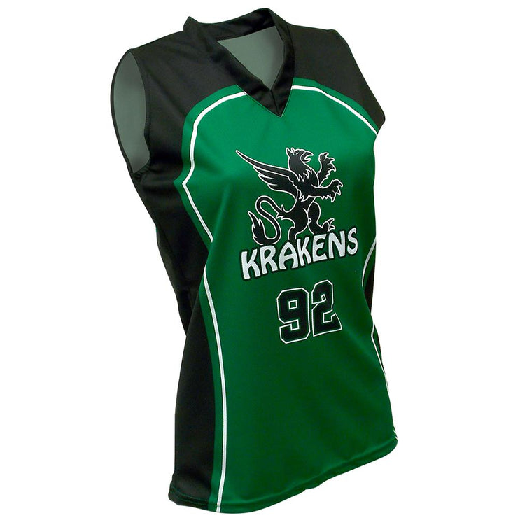 SBW 1011 - Women's Basketball Jersey