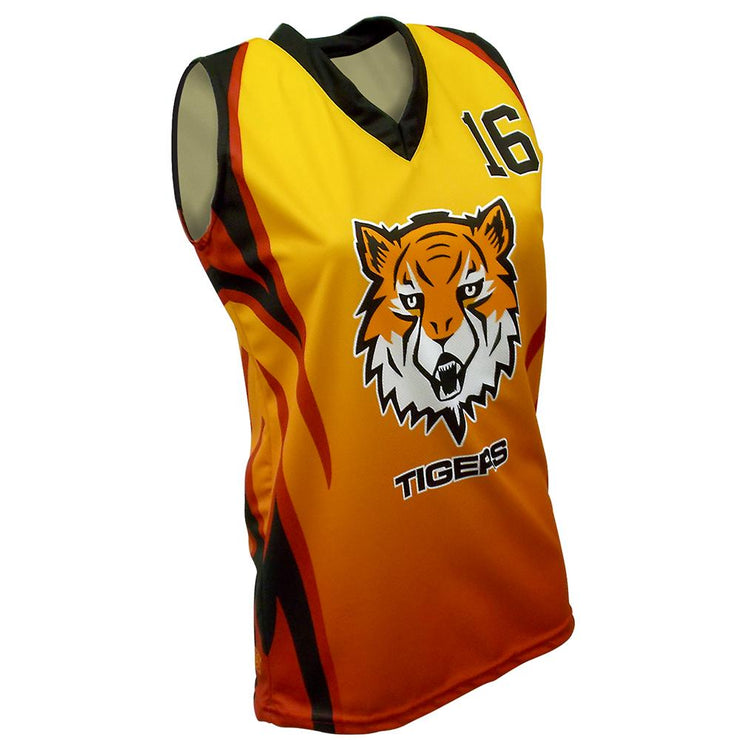 SBW 1019 - Women's Basketball Jersey