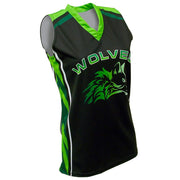 SBW 1025 - Women's Basketball Jersey