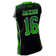 SBW 1025 - Women's Basketball Jersey - Back