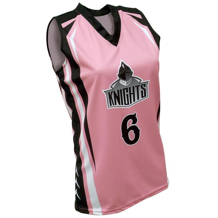 SBW 1027 - Women's Basketball Jersey