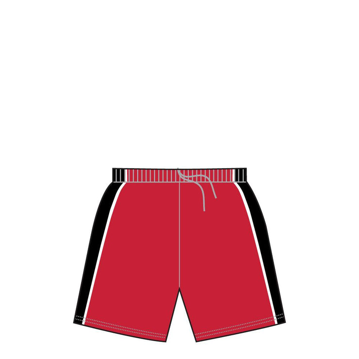 SBW 1042-TO - Women's Basketball Shorts