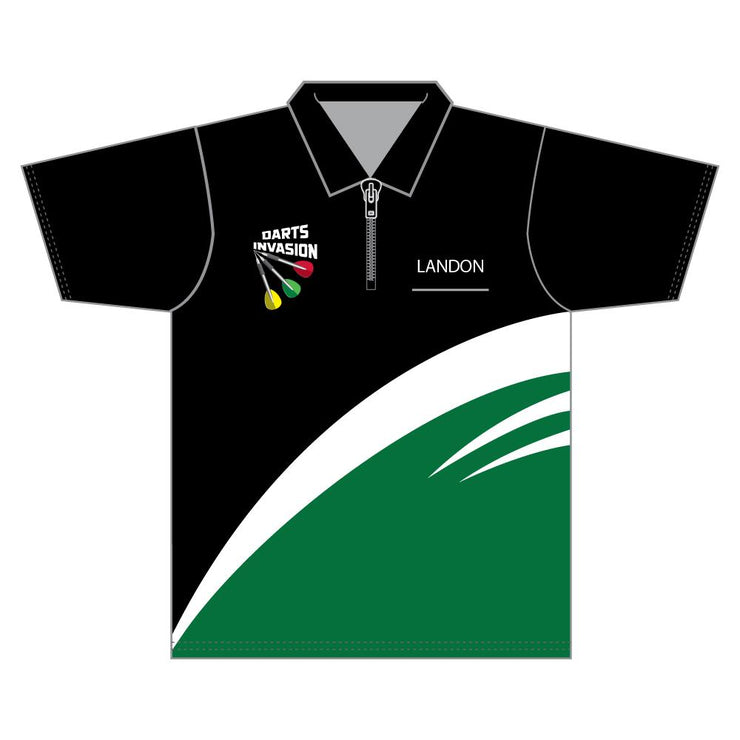 SDR 1002 - Sublimation Darts Shirt