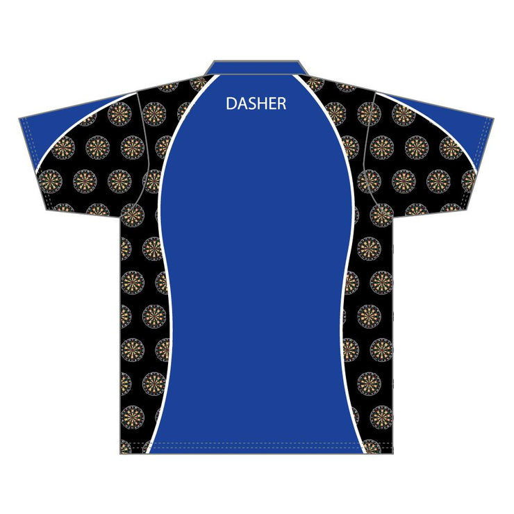 SDR 1013 - Sublimation Darts Shirt - Back