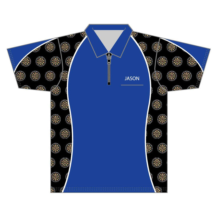 SDR 1013 - Sublimation Darts Shirt