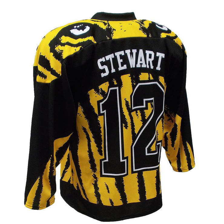 SHK 1077 - Hockey Jersey - Back