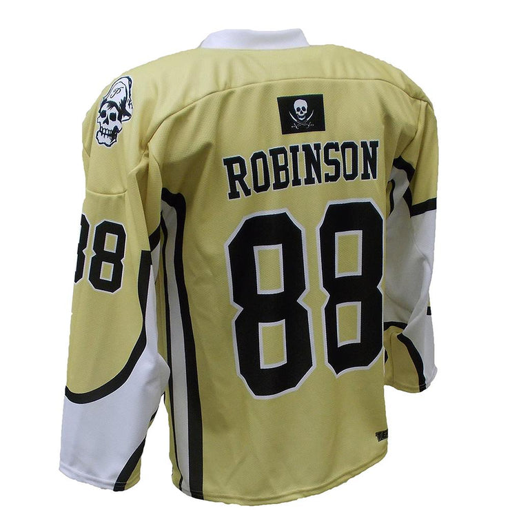 SHK 1081 - Hockey Jersey - Back
