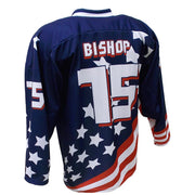 SHK 1083 - Hockey Jersey - Back