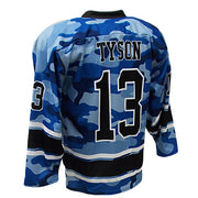 SHK 1084B - Hockey Jersey - Back