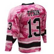 SHK 1084P - Hockey Jersey - Back