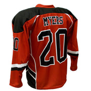 SHK 1085 - Hockey Jersey - Back