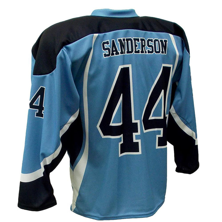SHK 1089 - Hockey Jersey - Back