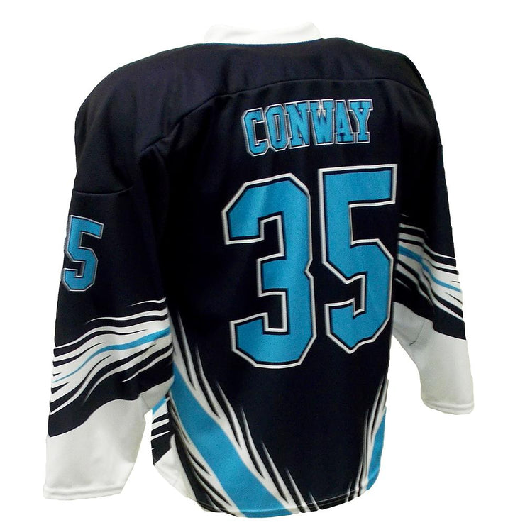 SHK 1091 - Hockey Jersey - Back