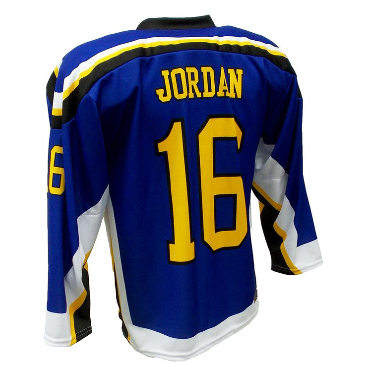 SHK 1093 - Hockey Jersey - Back