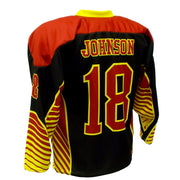 SHK 1095 - Hockey Jersey - Back