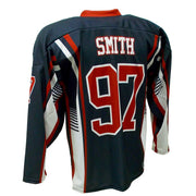 SHK 1096 - Hockey Jersey - Back