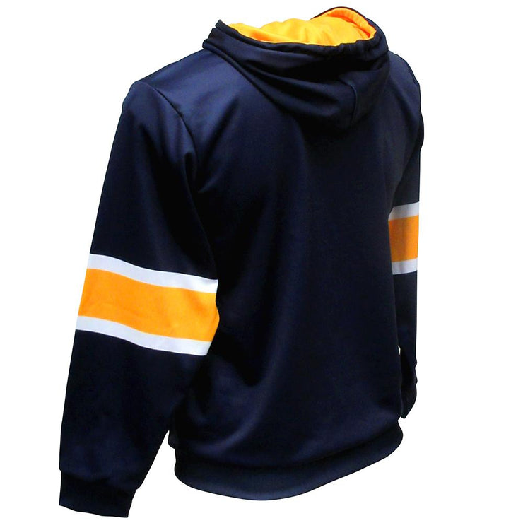 SHP 1005 - Sublimation Hoodie - Back