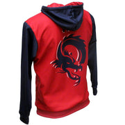 SHP 1006 - Sublimation Hoodie - Back