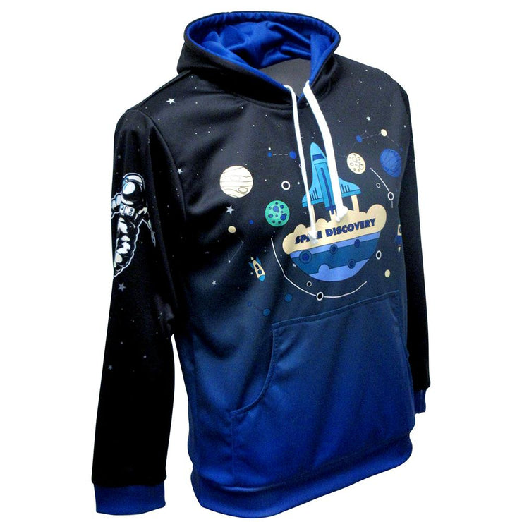 SHP 1012 - Sublimation Hoodie