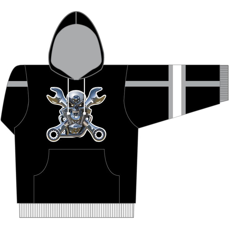 SHP 1013 - Sublimation Hoodie