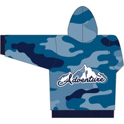 SHP 1020B - Sublimation Hoodie - Back
