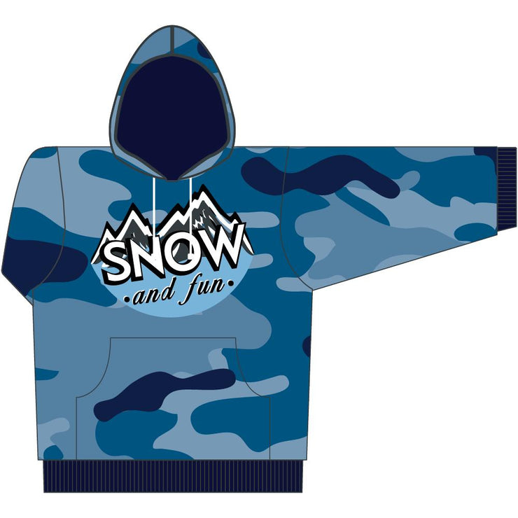 SHP 1020B - Sublimation Hoodie