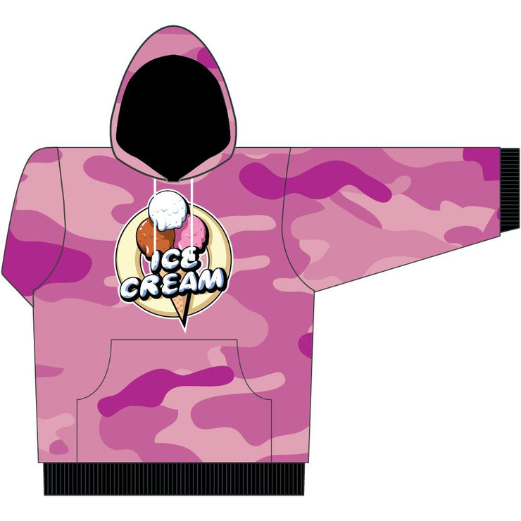 SHP 1020P - Sublimation Hoodie