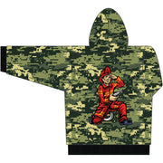 SHP 1021G - Sublimation Hoodie - Back