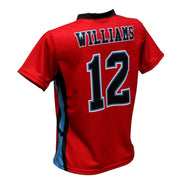 SLS 1030 - Women's Softball Jersey - Back