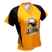SLS 1032 - Women's Softball Jersey