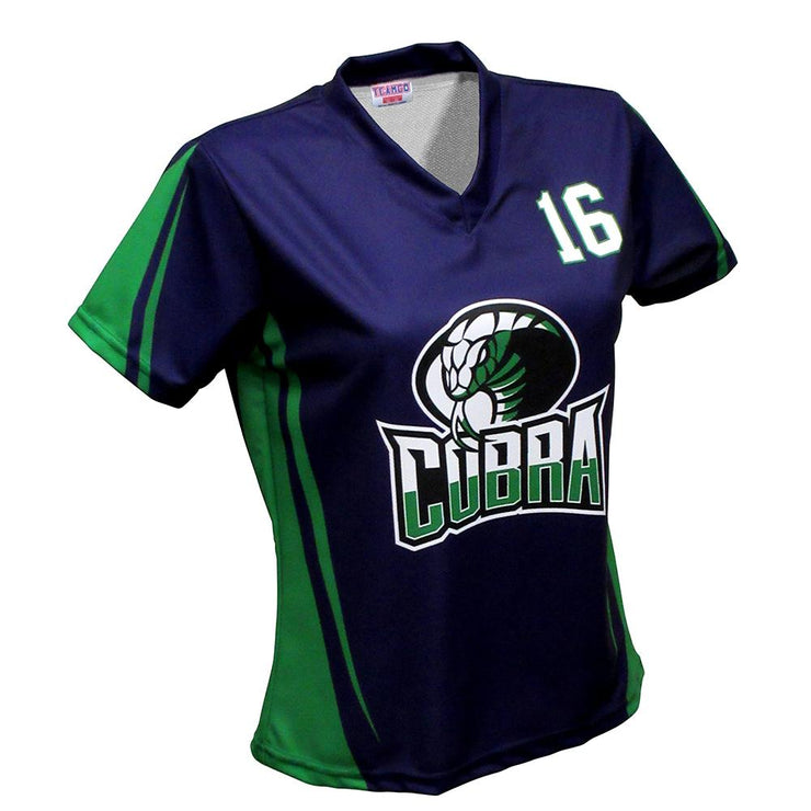 SLS 1035 - Women's Softball Jersey