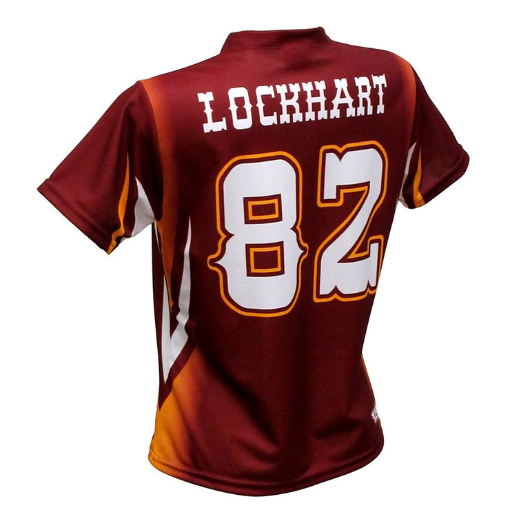 SLS 1041 - Women's Softball Jersey - Back