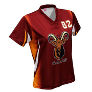 SLS 1041 - Women's Softball Jersey