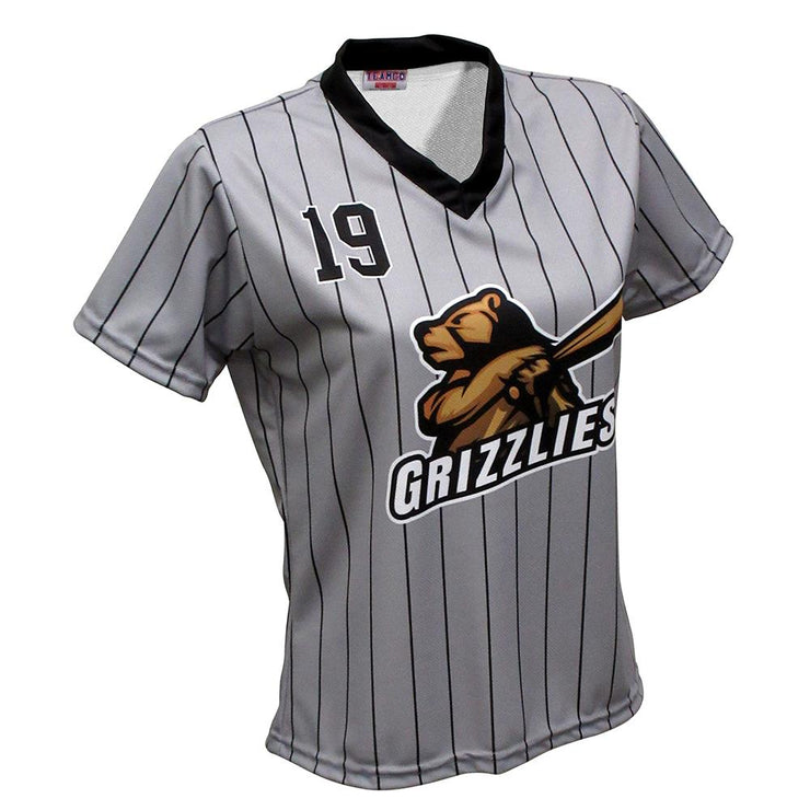 SLS 1043 - Women's Softball Jersey