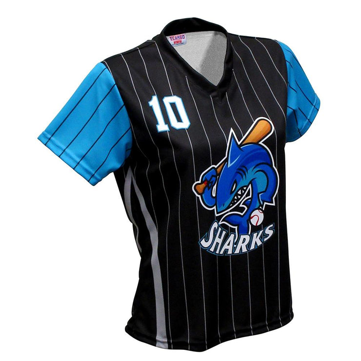 SLS 1045 - Women's Softball Jersey
