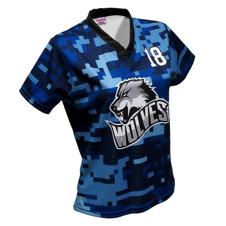 SLS 1047B - Women's Softball Jersey