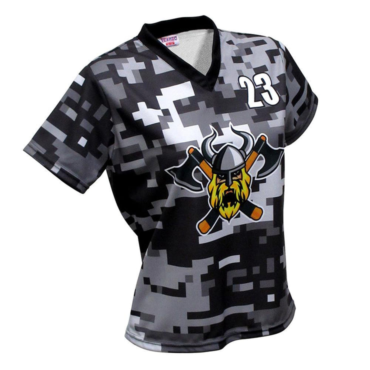SLS 1047R - Women's Softball Jersey