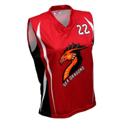 SLS 1052 - Women's Softball Jersey