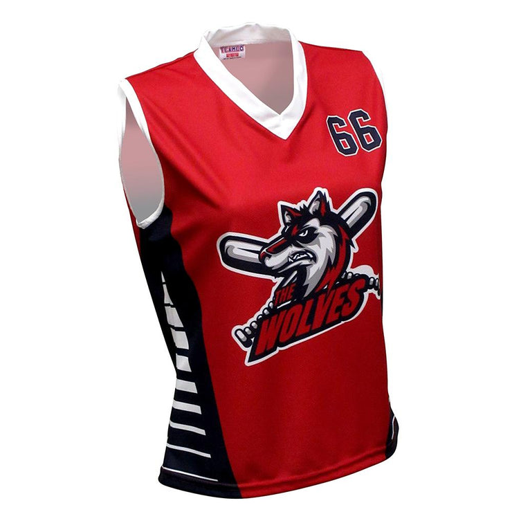 SLS 1054 - Women's Softball Jersey