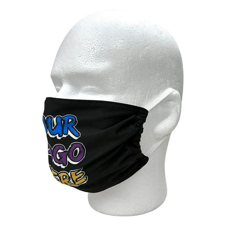 SMC 2001 - Reusable Face Mask - Solid Color