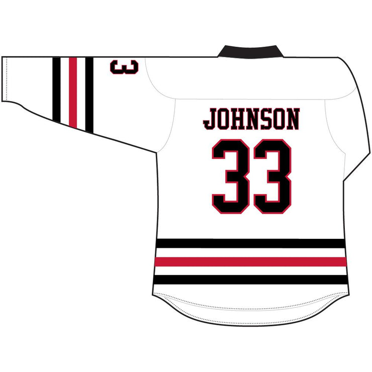 SPH06 - Hockey Jersey - Back