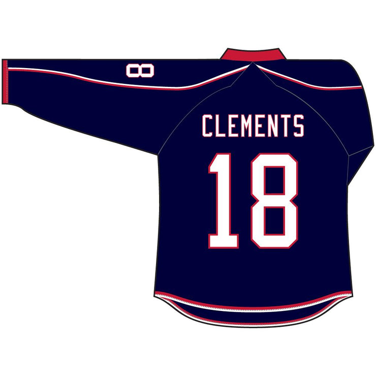 SPH15 - Hockey Jersey - Back