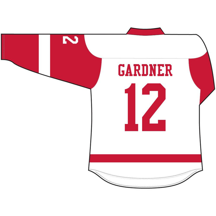 SPH18 - Hockey Jersey - Back