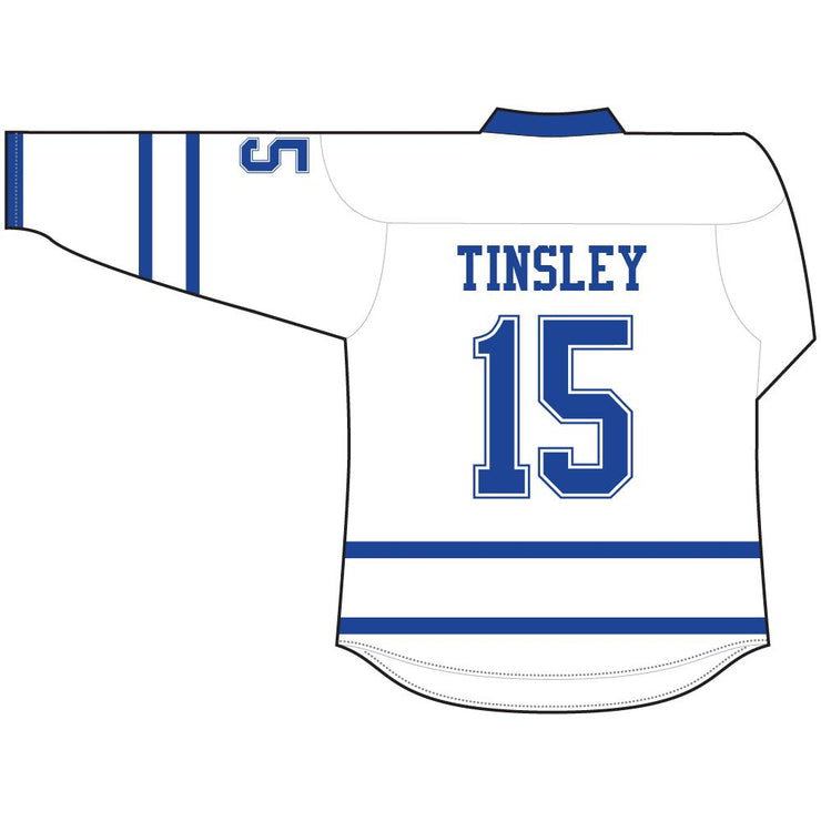 SPH30 - Hockey Jersey - Back