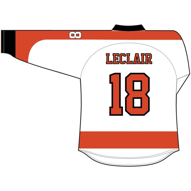 SPH34 - Hockey Jersey - Back